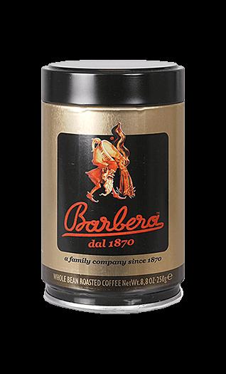 Barbera Kaffee Espresso - Classica Bohnen 250g Dose