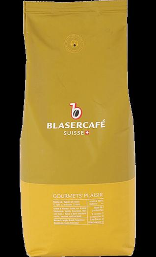 Blaser Kaffee Espresso - Gourmets Plaisir Bohnen 1kg