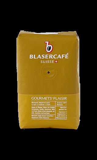 Blaser Kaffee Espresso - Gourmets Plaisir Bohnen 250g
