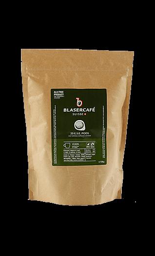 Blaser Caffe Verde BIO Fairtrade Pads 20 Stück