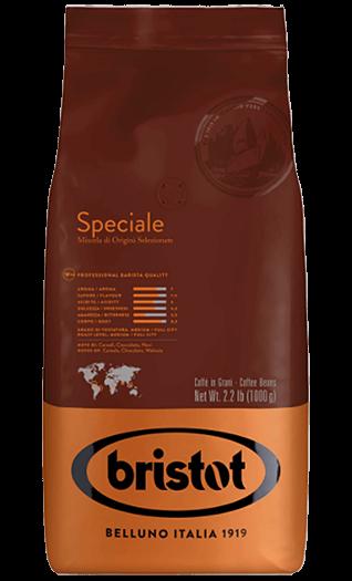 Bristot Kaffee Espresso - Speciale Bohnen 1kg