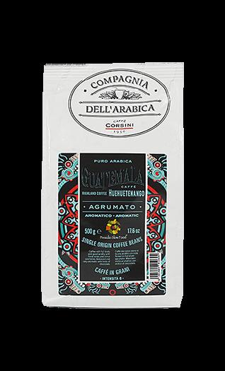 Caffe Corsini Kaffee Espresso - Guatemala Huehuetenango Bohnen 250g