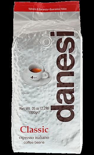 Danesi Kaffee Espresso - Classic Bohnen 1kg