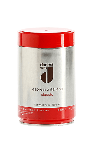 Danesi Kaffee Espresso - Classic Bohnen 250g Dose