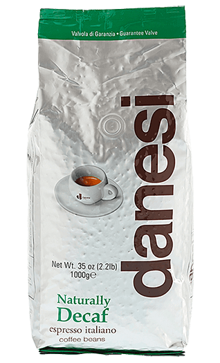 Danesi Kaffee Espresso - Decaffeinato Bohnen 1kg