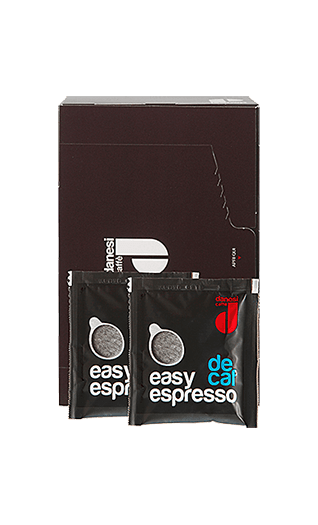 Danesi Kaffee Espresso - Easy Espresso Decaffeinato Pads 150 Stück