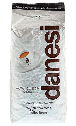 Danesi Kaffee Espresso - Doppio Bohnen 1kg