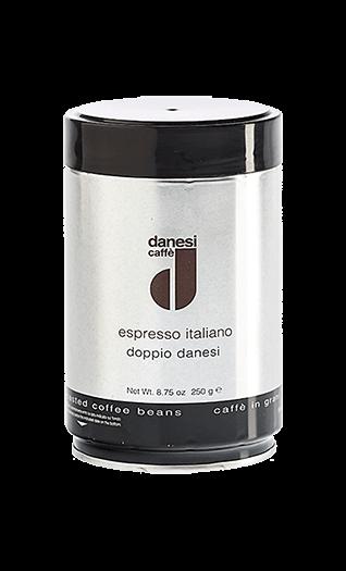 Danesi Kaffee Espresso - Doppio Bohnen 250g Dose