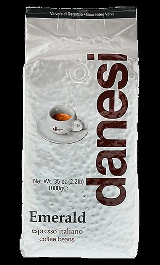 Danesi Kaffee Espresso - Emerald Bohnen 1kg