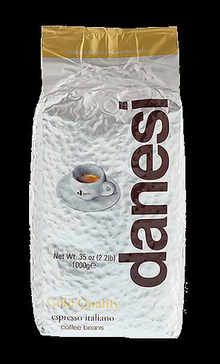 Danesi Kaffee Espresso - Oro Bohnen 1kg