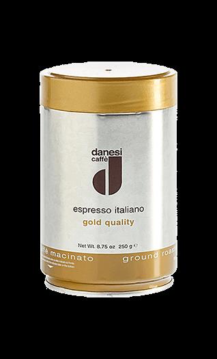 Danesi Kaffee Espresso - Oro gemahlen 250g Dose