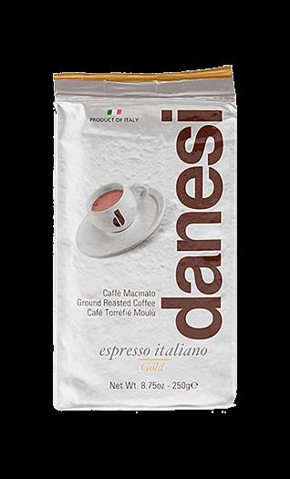 Danesi Kaffee Espresso - Oro gemahlen 250g