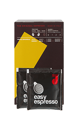 Danesi Kaffee Espresso - Easy Espresso Oro Pads 150 Stück