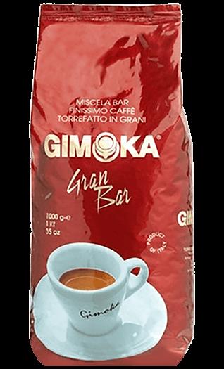 Gimoka Kaffee Espresso - Gran Bar Bohnen 1kg