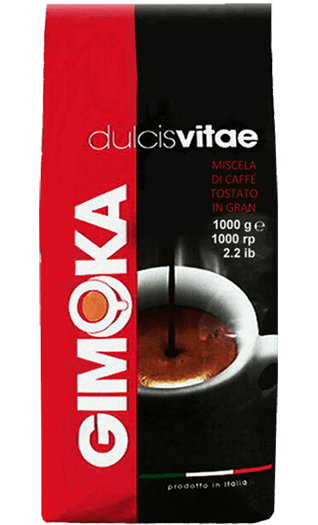 Gimoka Kaffee Espresso - Dulcis Vitae Bohnen 1kg
