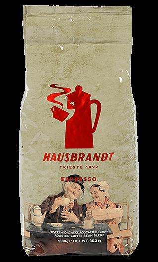 Hausbrandt Caffe Nonnetti Bohnen 1kg