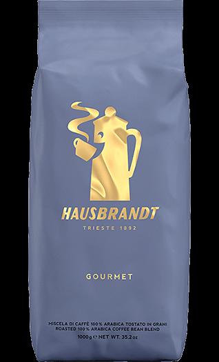 Hausbrandt Caffe Gourmet Bohnen 1kg