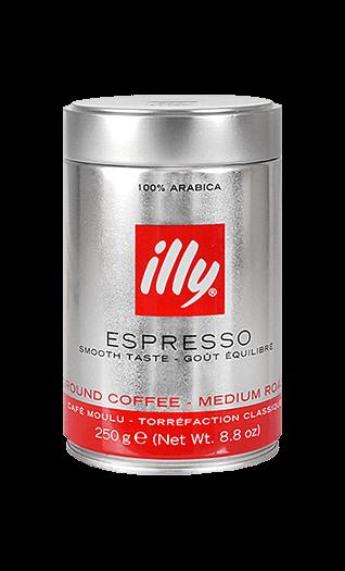 Illy Kaffee Espresso - N gemahlen 250g Dose