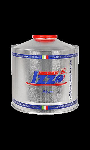 Izzo Kaffee Espresso - Napoletano Silver Bohnen 1kg Dose