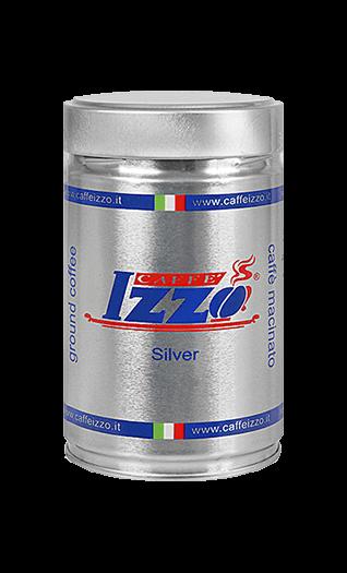 Izzo Kaffee Espresso - Napoletano Silver gemahlen 250g Dose