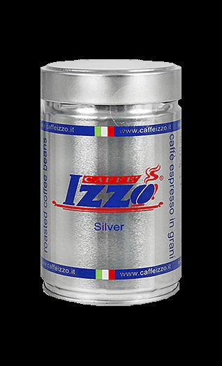 Izzo Kaffee Espresso - Napoletano Silver Bohnen 250g Dose