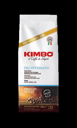 Kimbo Caffe Decaffeinato Bohnen 500g