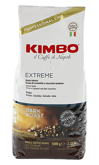Kimbo Kaffee Espresso - Extreme Bohnen 1kg