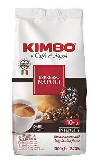 Kimbo Kaffee Espresso - Napoletano Bohnen 1kg