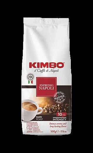 Kimbo Kaffee Espresso - Napoletano Bohnen 500g