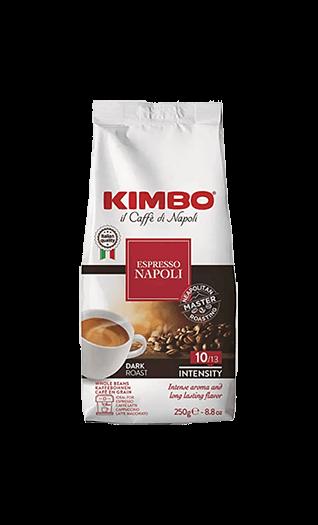 Kimbo Caffe Napoletano Bohnen 250g