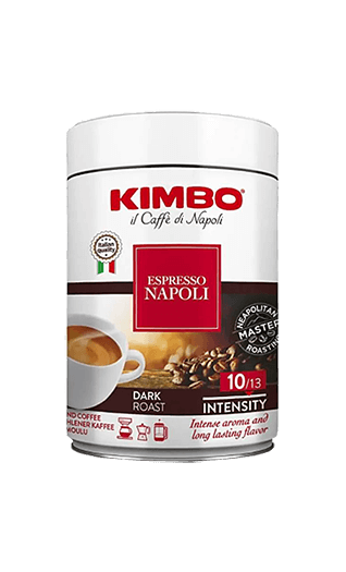 Kimbo Caffe Napoletano gemahlen 250g Dose