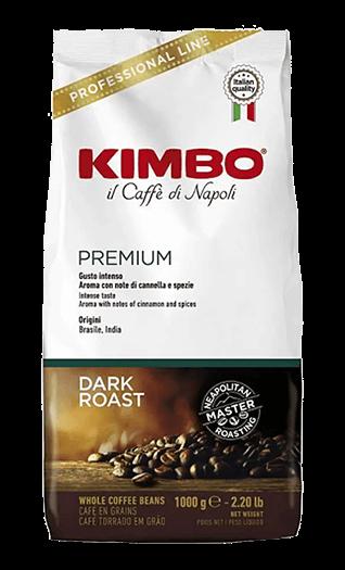 Kimbo Caffe Premium Bohnen 1kg