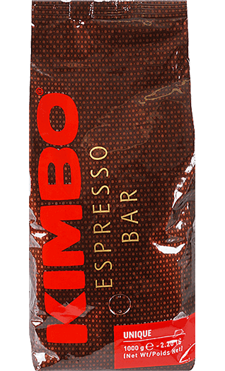 Kimbo Kaffee Espresso - Unique Bohnen 1kg