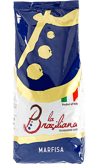 La Brasiliana Kaffee Espresso - Marfisa Bohnen 1kg