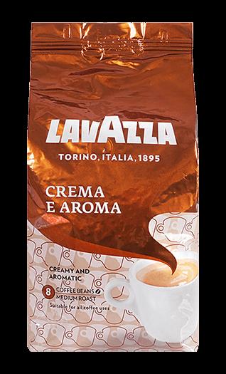 Lavazza Kaffee Espresso - Crema e Aroma Bohnen 1kg
