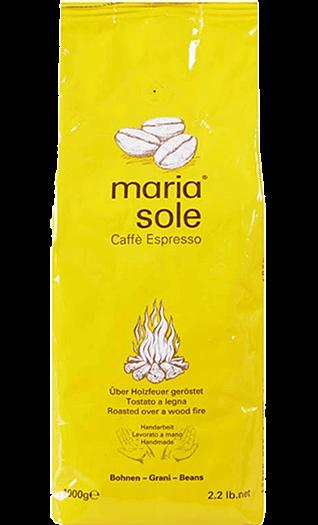 MariaSole Kaffee Espresso - Espresso Bohnen 1kg