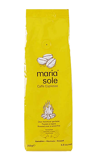 MariaSole Kaffee Espresso - Espresso gemahlen 250g