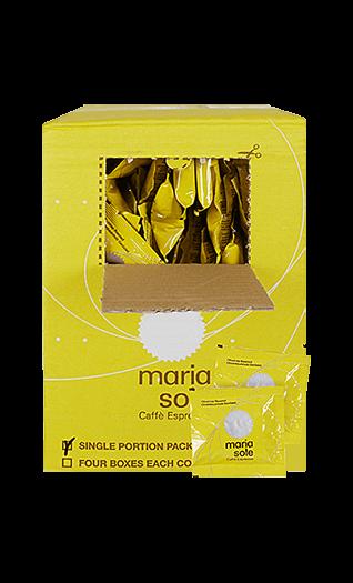 MariaSole Kaffee Espresso - LineaVerde Caffe Espresso Pads 150 Stück