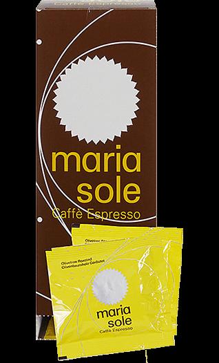 MariaSole Kaffee Espresso - Espresso Pads 150 Stück