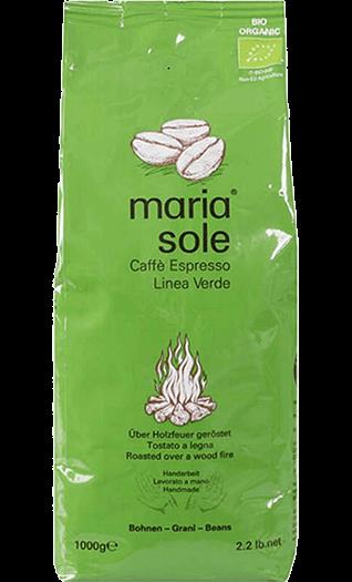 MariaSole Kaffee Espresso - LineaVerde BIO Bohnen 1kg