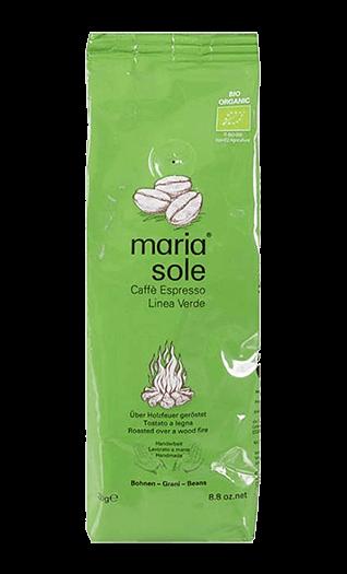 MariaSole Kaffee Espresso - LineaVerde BIO Bohnen 250g