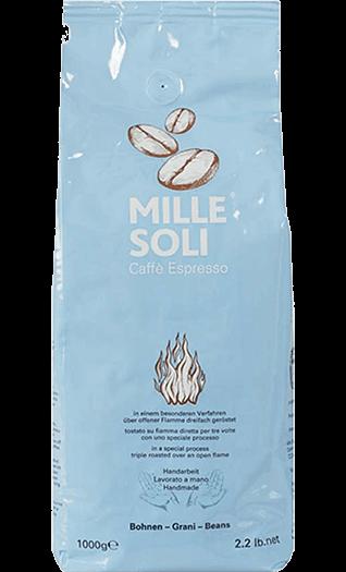 MilleSoli Kaffee Espresso - Espresso Bohnen 1kg