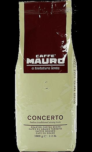 Mauro Kaffee Espresso - Concerto Bohnen 1kg