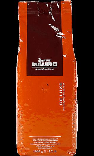Mauro Kaffee Espresso - De Luxe Bohnen 1kg