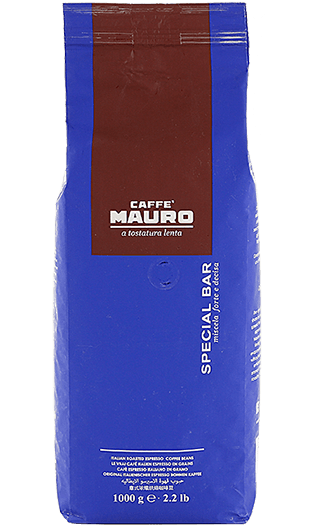 Mauro Kaffee Espresso - Special Bar Bohnen 1kg