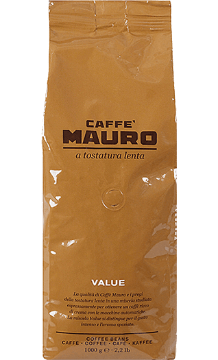 Mauro Caffe Value  Bohnen 1kg