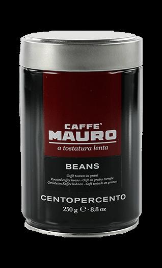 Mauro Caffe Centopercento Bohnen 250g Dose