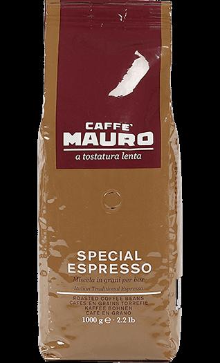 Mauro Caffe Special Espresso Bohnen 1kg