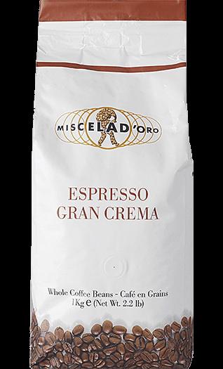 Miscela d'Oro Kaffee Espresso - Gran Crema Bohnen 1kg