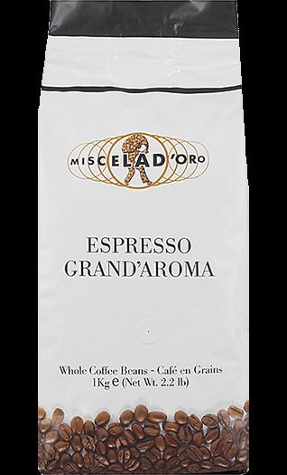 Miscela d'Oro Kaffee Espresso - Grand'Aroma Bohnen 1kg
